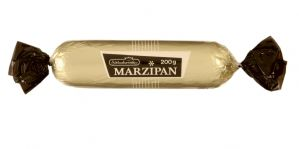 Schluckwerder Chocolate Covered Marzipan Bar 200g